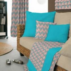 tissu voilage montagne vendu au metre. Black Bedroom Furniture Sets. Home Design Ideas