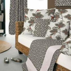 tissus d 39 ameublement rideaux coussins plaids histoire. Black Bedroom Furniture Sets. Home Design Ideas