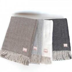 plaid laine qualité haut de gamme