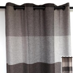wool high end curtain