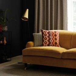 Tissu ameublement haut de gamme décoration vintage