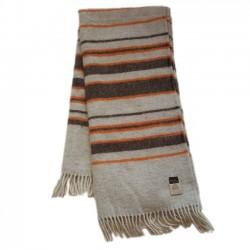 Plaid pure laine qualité haut de gamme