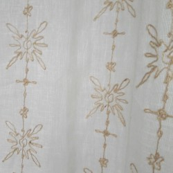 mountain linen curtain  top of the line