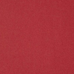 Tissu ameublement laine rouge